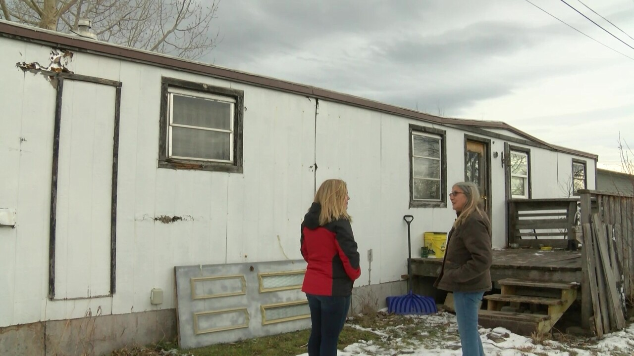 Grant will allow Cascade woman to get a fresh start with a new home