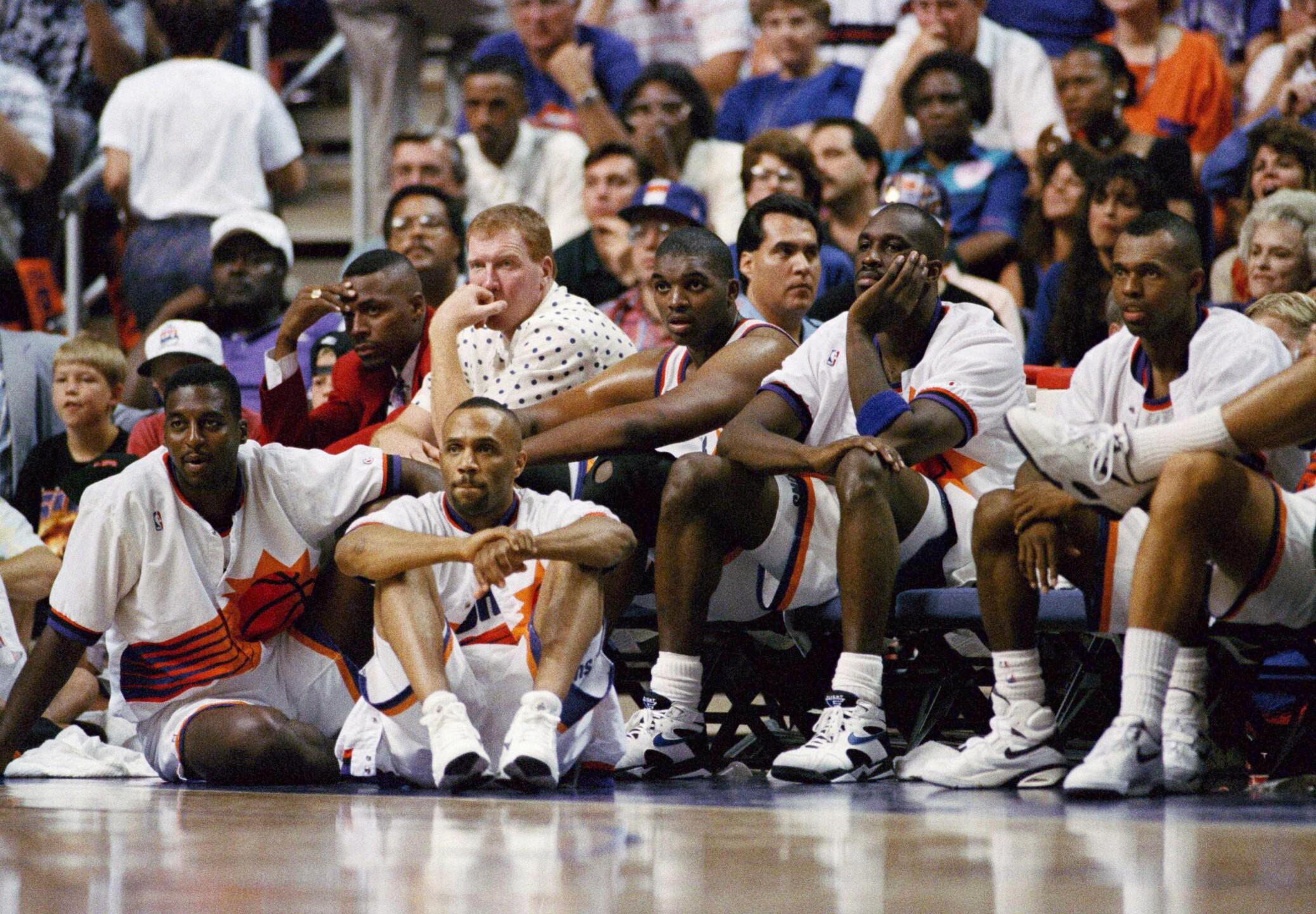 NBA Finals Bulls Suns