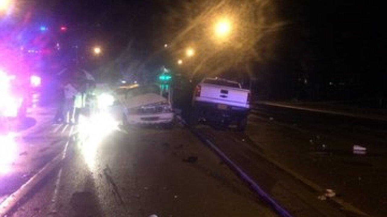 One dead in traffic crash on Fruitville Road in Sarasota