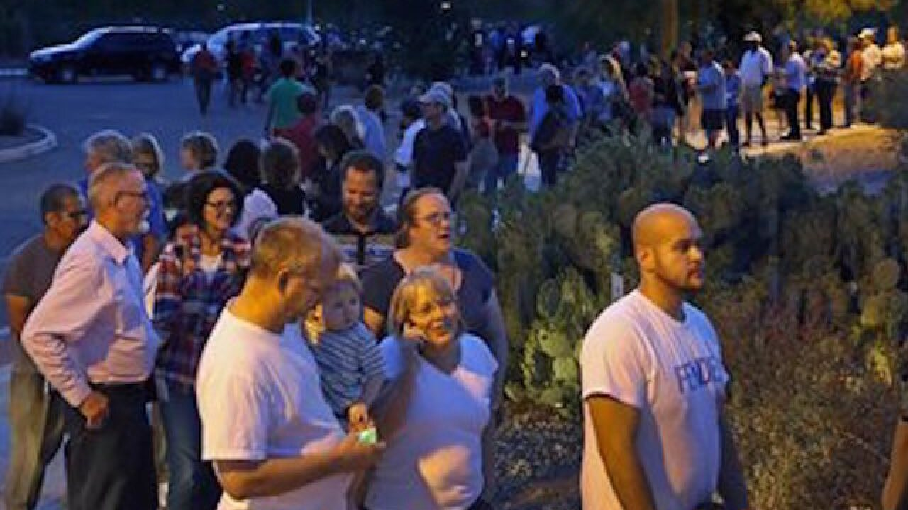 Dems in Ariz. say long lines suppressed vote