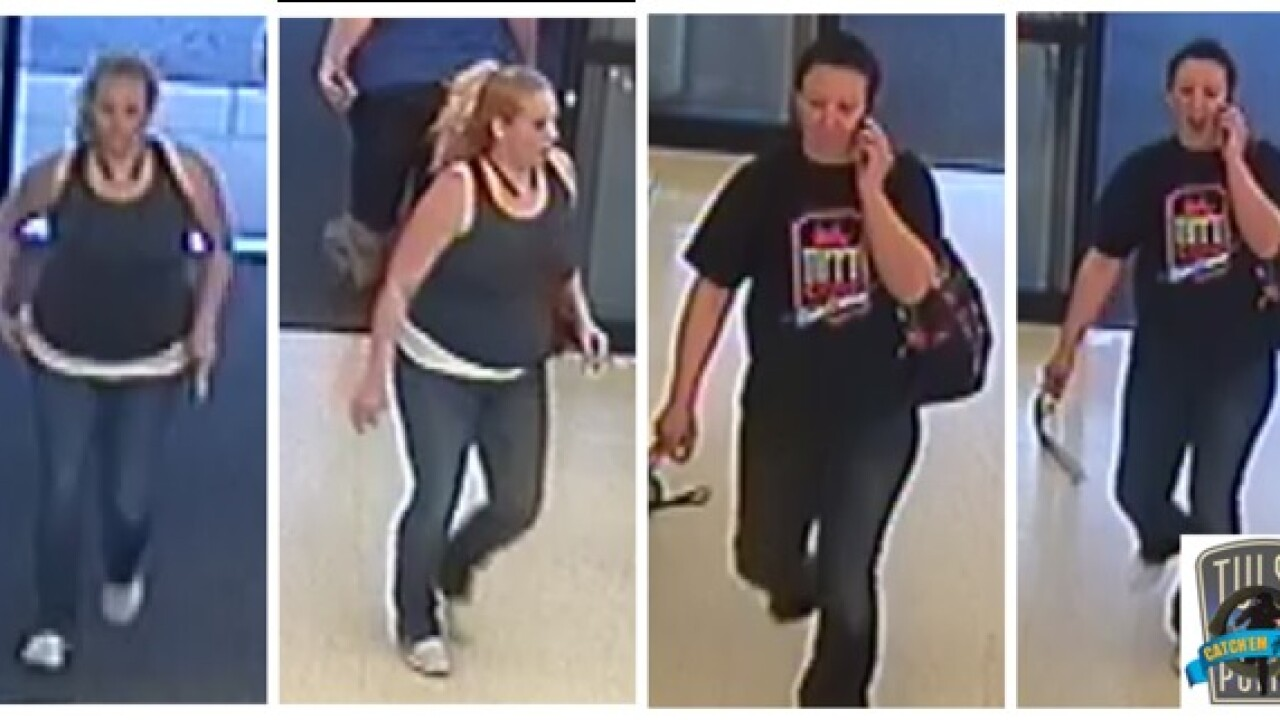 TPD: Seeking info for suspects writing fraudulent checks