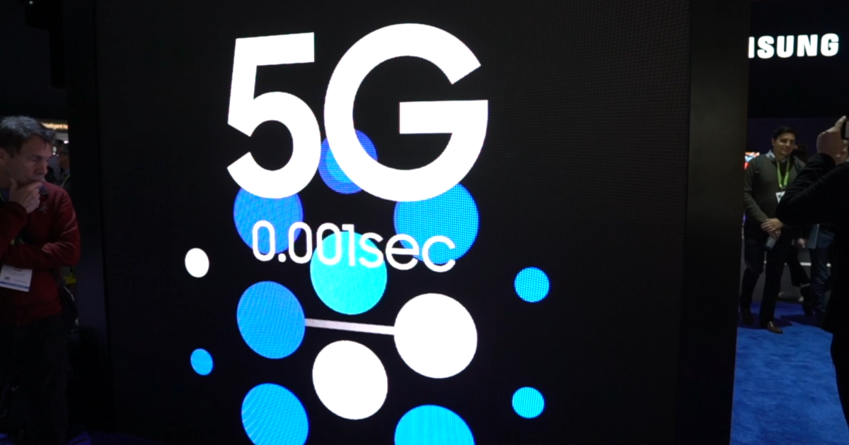 Protesters rally against 5G in San Diego