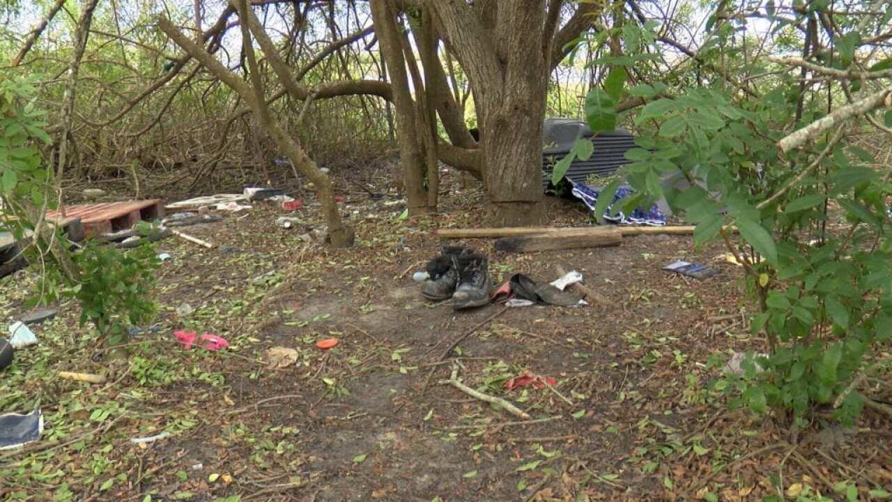 Flour Bluff as homeless center