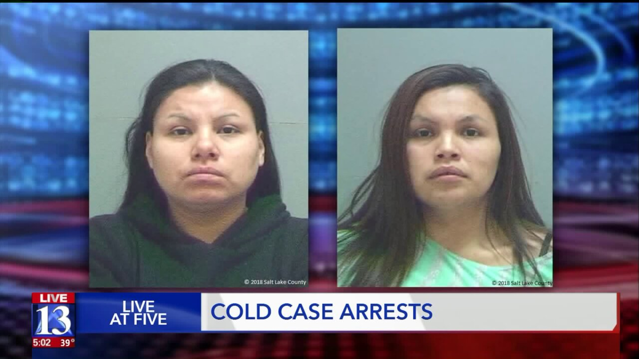 Unified Police make arrest in almost decade old coldcase