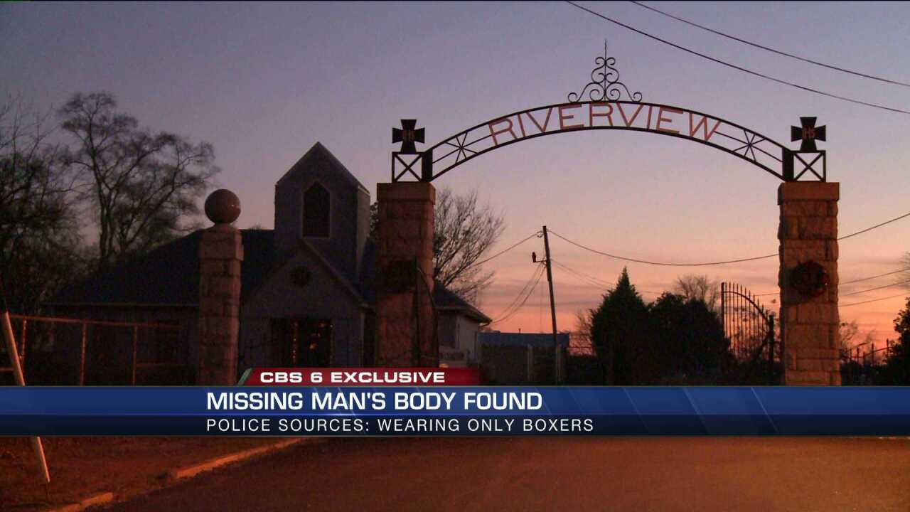 What happened to Richmond man found dead and naked in a cemetery Christmas Eve?