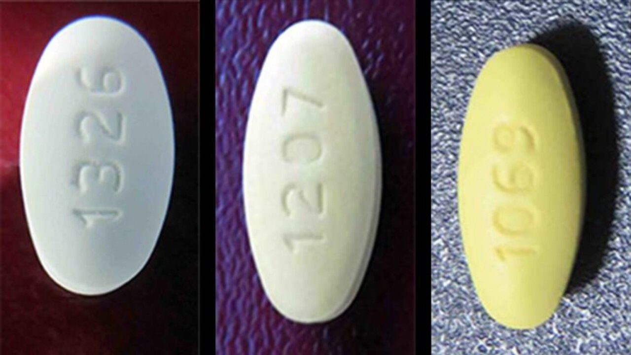 Recall of blood pressure drug losartan expanded