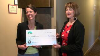 DPHHS staff raise $3,500 for the Friendship Center