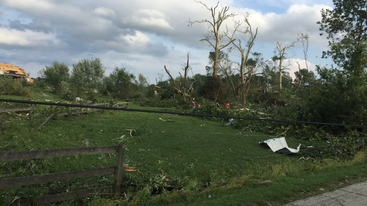 PHOTOS: Kokomo storm damage