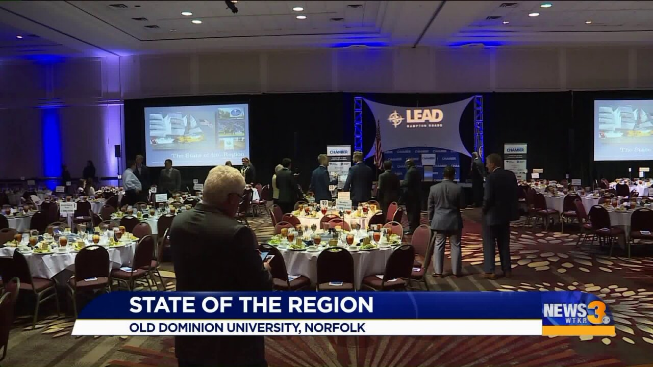 2019 State of the Region report shared byODU