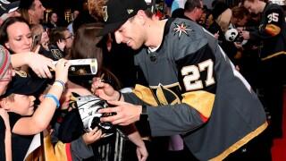 PHOTOS: Vegas Golden Knights in Las Vegas