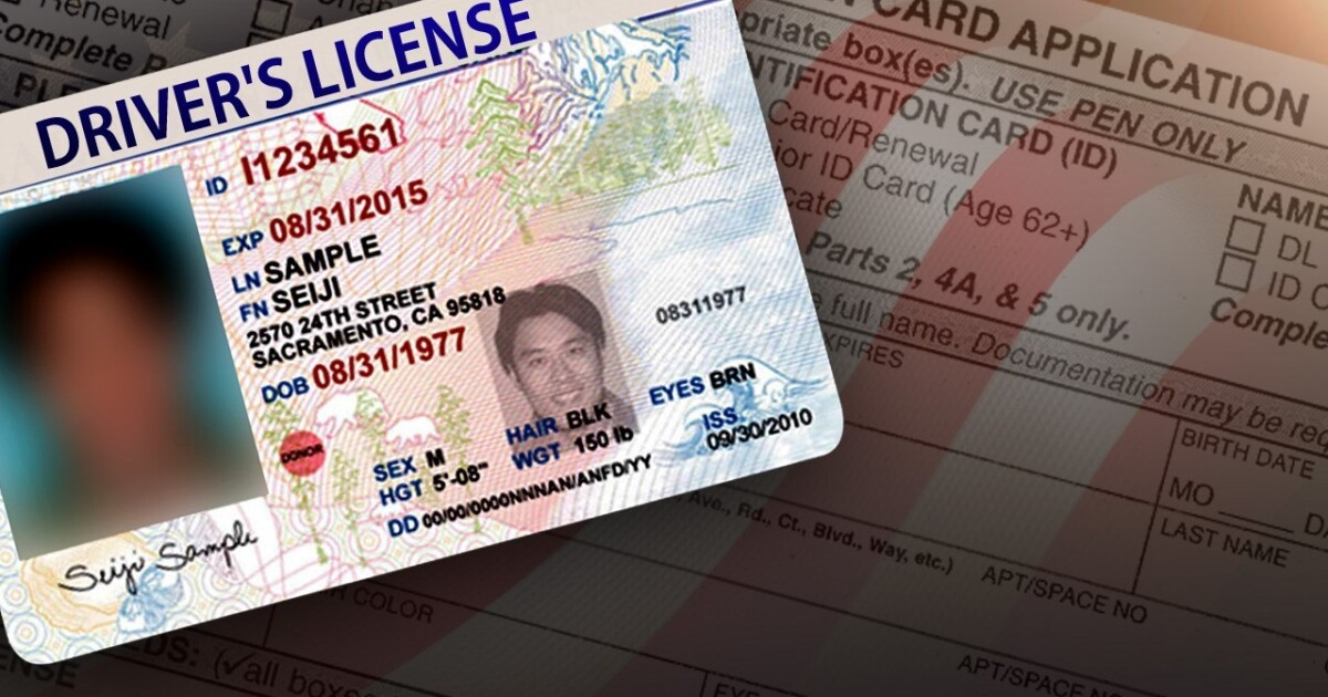 New driver's license law could affect travel plans