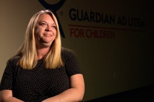 Tabitha Lambert, Director of Hillsborough County's Guardian Ad Litem