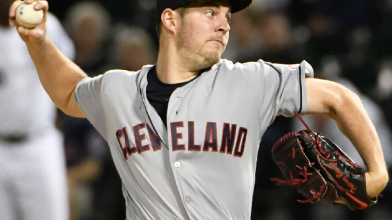 Trevor Bauer joining MLB Network as guest analyst for ALCS, NLCS game