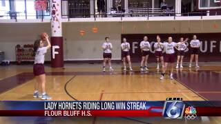 Flour Bluff Lady Hornets
