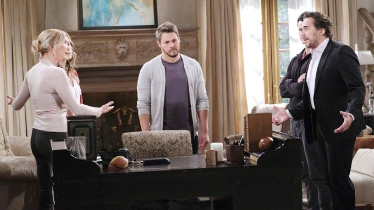 SOAP DISH: Cane exits Y&R; Thomas takes Douglas away from Hope onB&B