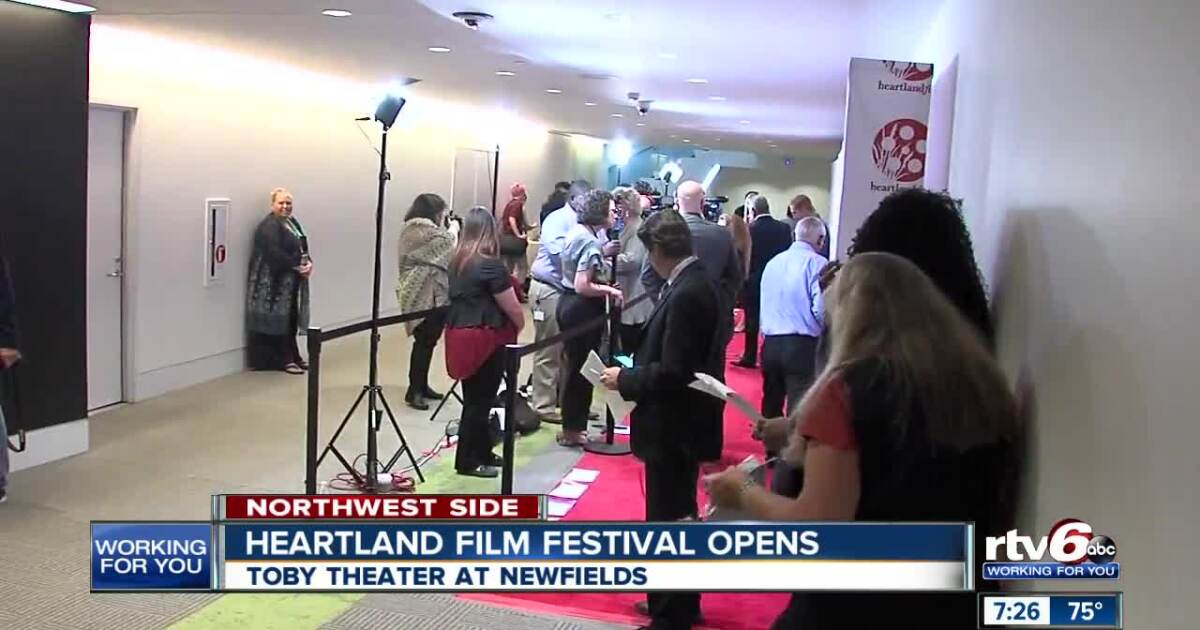 Heartland Film Festival gets underway