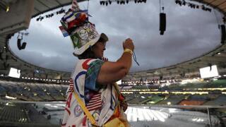 Samba, reflections and pride make up final Rio Olympics party