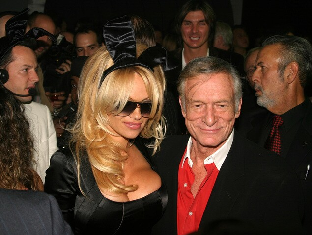 Photos: Hugh Hefner's life as a playboy