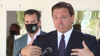'Well, they can get vaccinated,' Gov. Ron DeSantis says of home health care workers