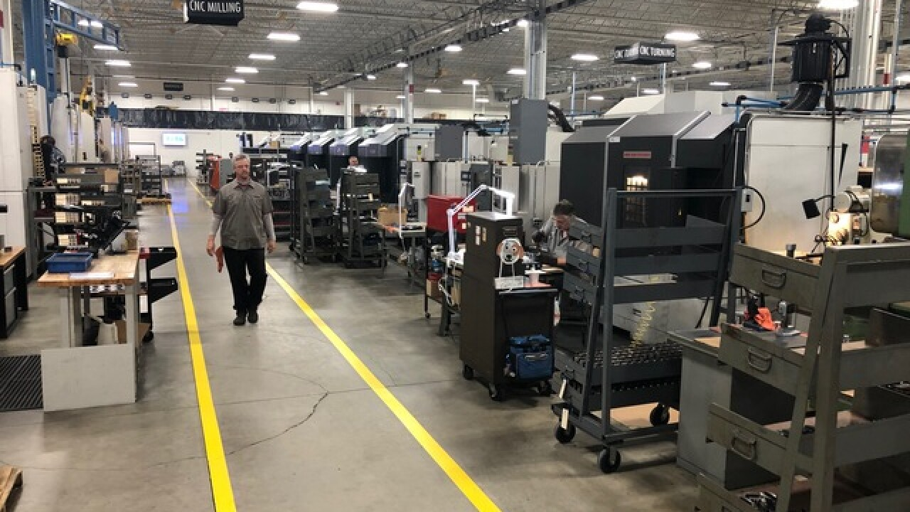 Lots of work, not enough labor for CLE companies