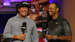 Tiger Woods, Phil Mickelson, Bryson DeChambeau named to Ryder Cup team