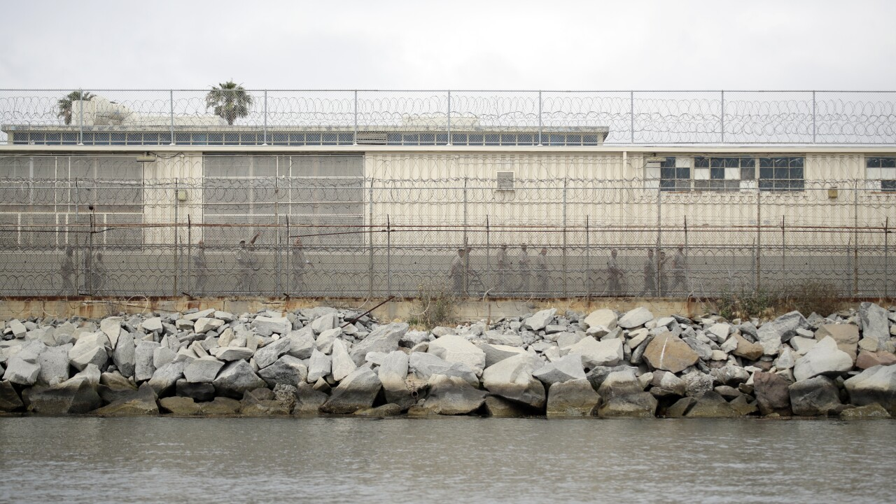 Over half of inmates at LA prison have tested positive for coronavirus