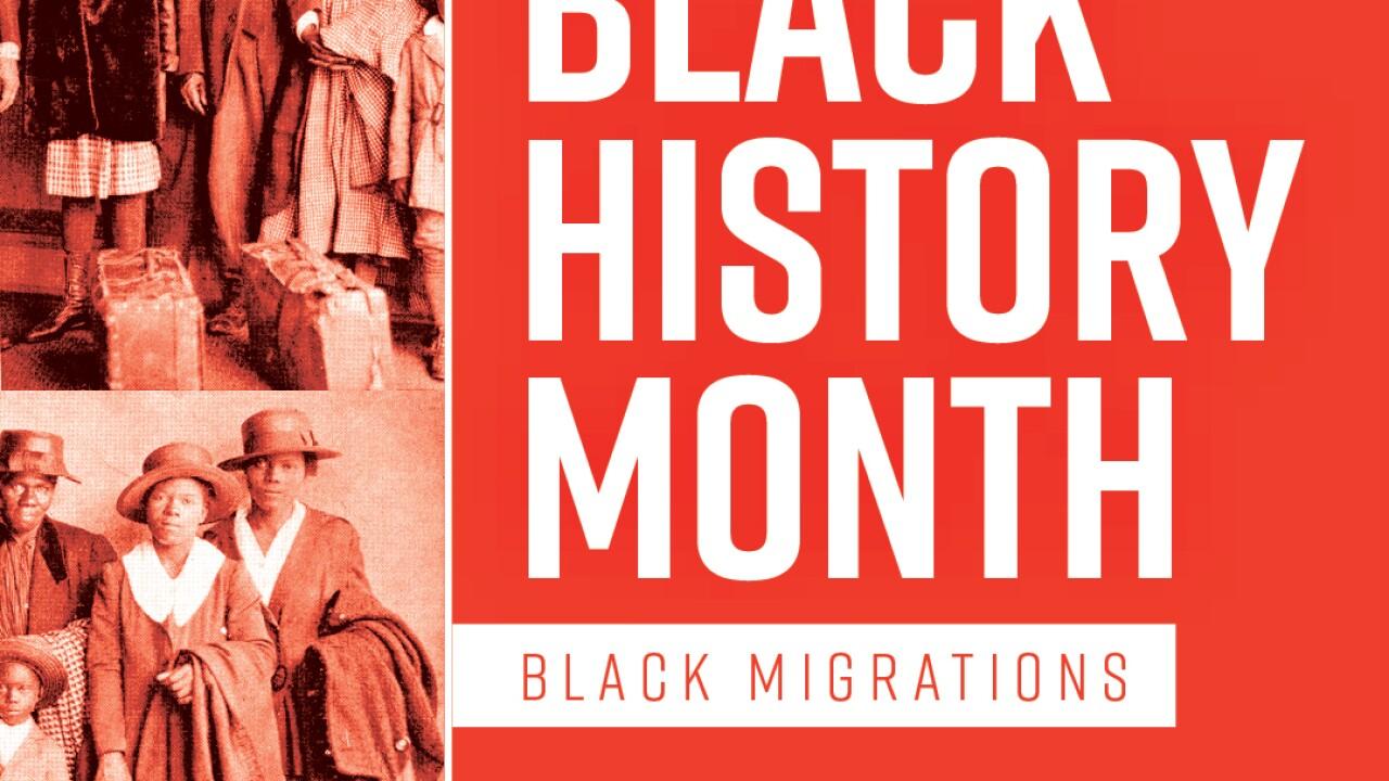 LCC Black History Month