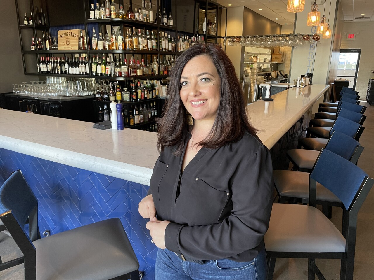 Melissa Maggiore, owner of The Italian Daughter in north Scottsdale.