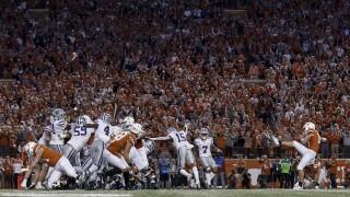 Kansas State v Texas