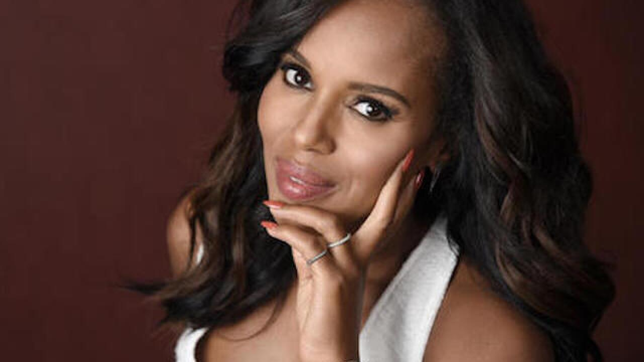 Kerry Washington says 'two pregnancies have been very different'