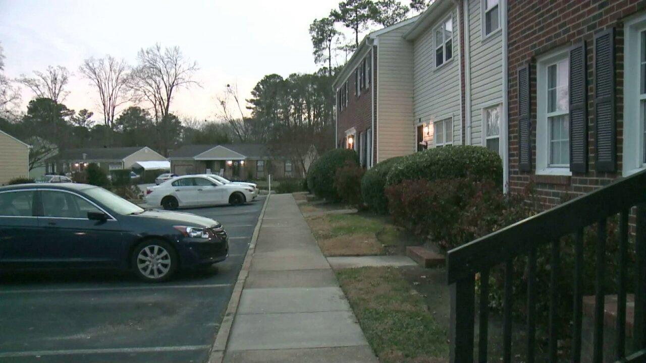 Man killed in Newport News shootingidentified