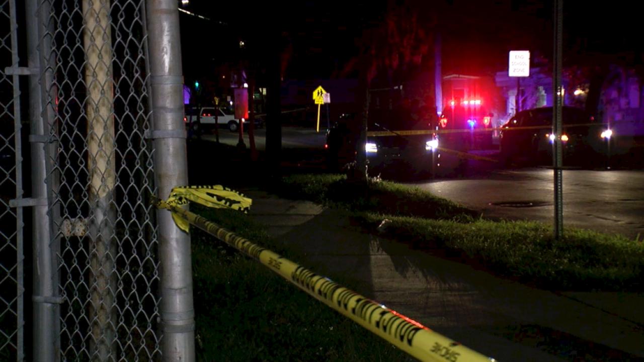 Grant Park officer-involved shooting