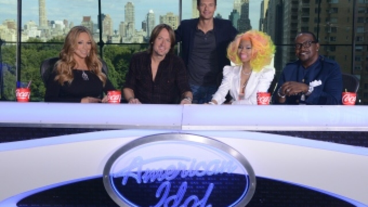 'Idol' addresses Mariah Carey, Nicki Minaj dispute