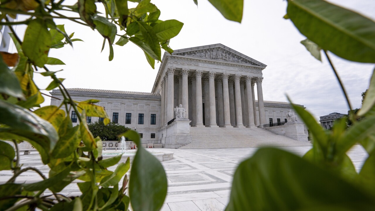 Justices won't reexamine legal doctrine that shields law enforcement