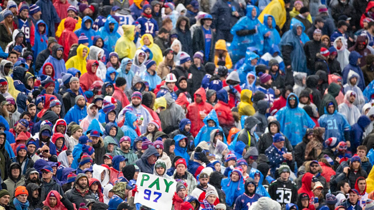 Buffalo worst city to travel to according to anonymous NFL player poll