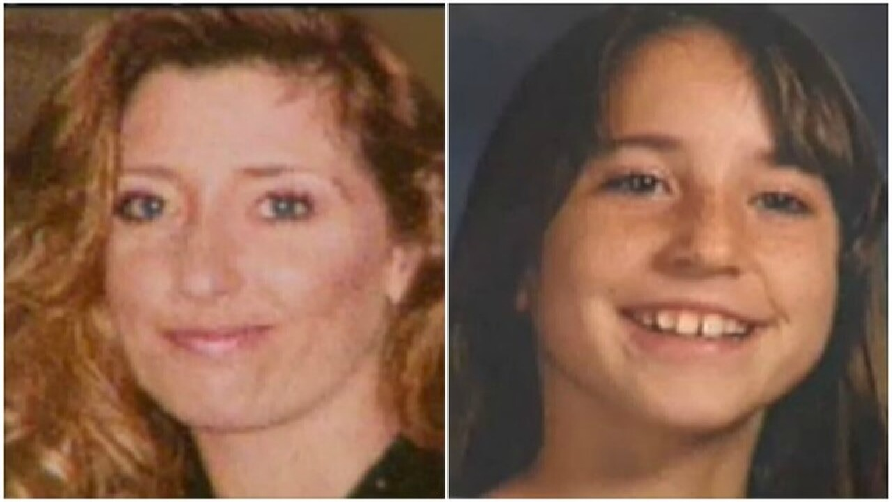 1998 mother-daughter disappearence a mystery