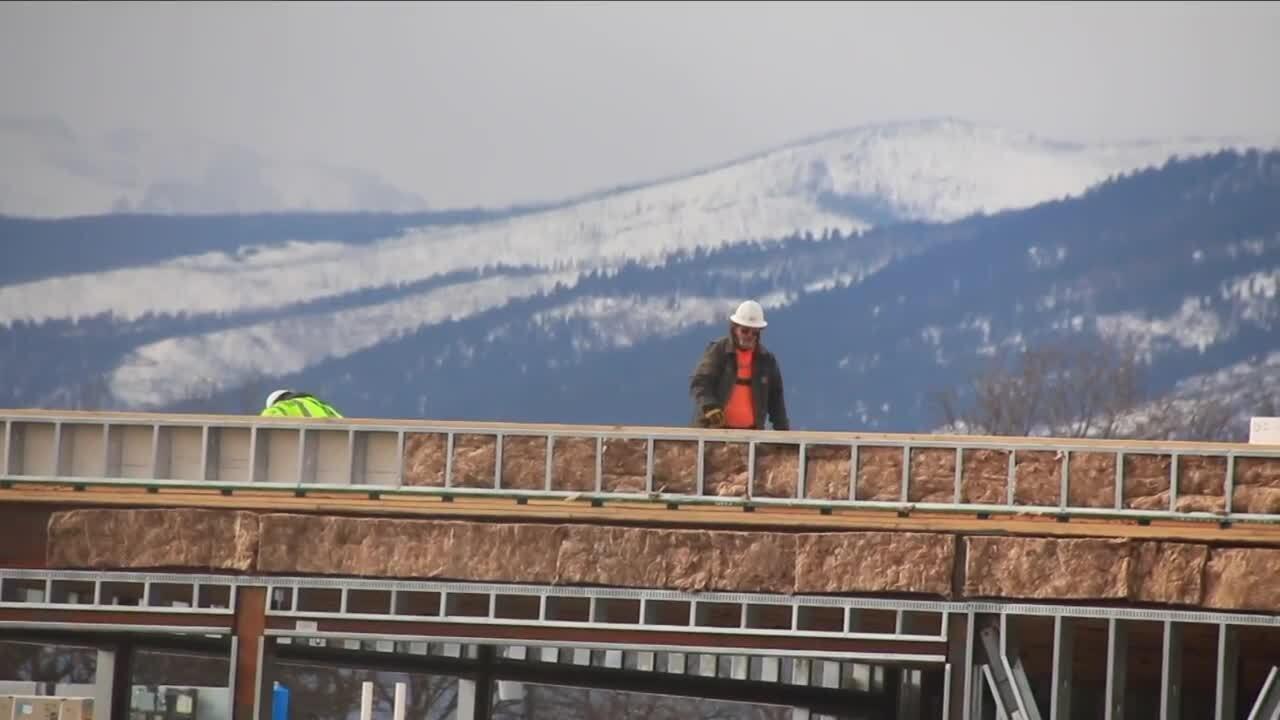 Stevensville School Construction