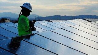 ASU Solar Power