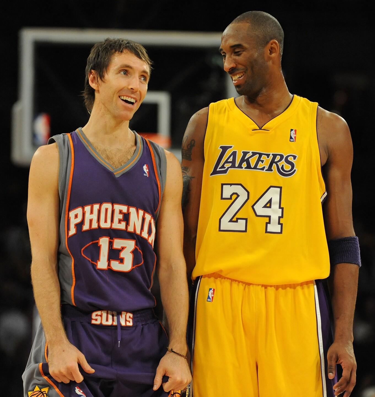 Phoenix Suns PHOTOS: Kobe Bryant vs. Phoenix Suns over the years