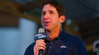 Former Bronco Ed McCaffrey named new head football coach at Valor Christian High School