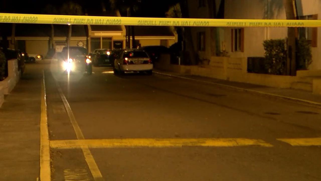 Homicide investigation underway in Tampa