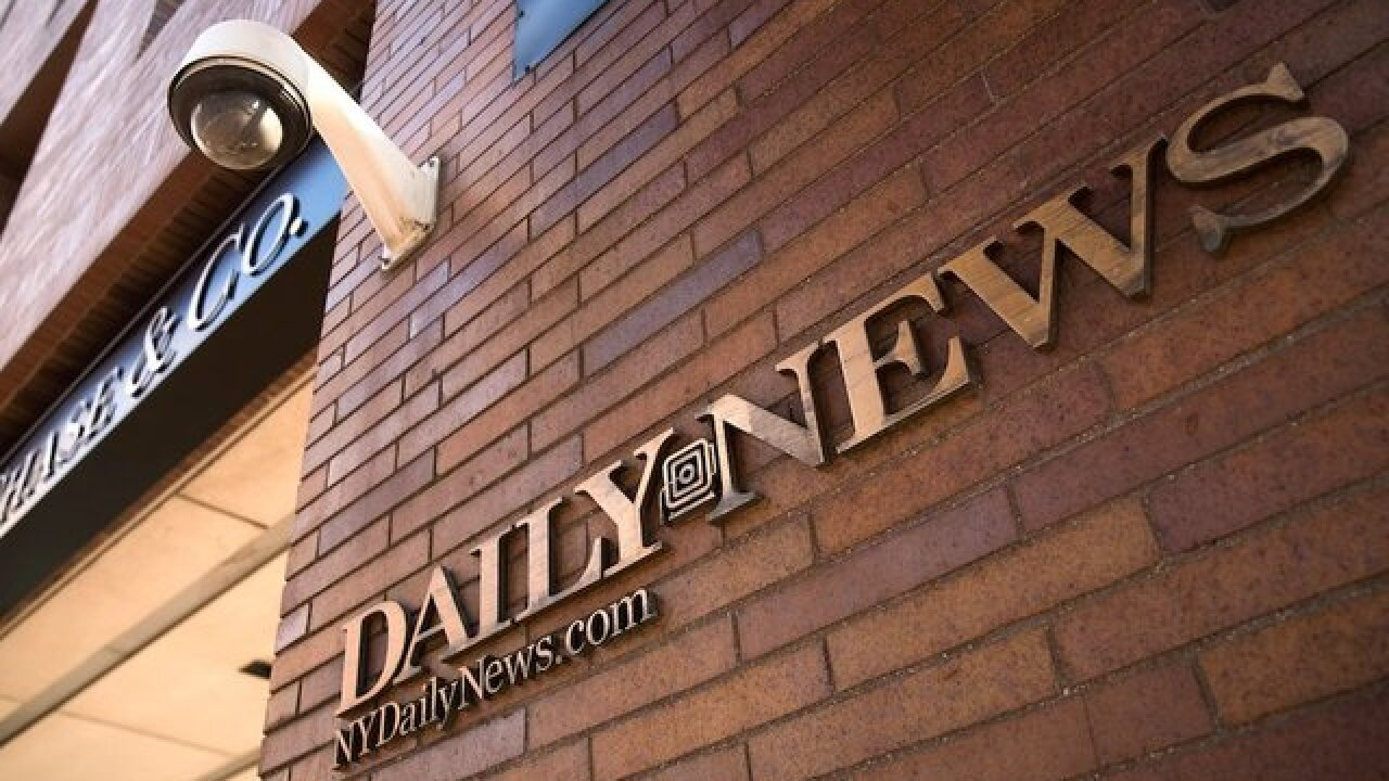 New York Daily News to slash 50 percent of its editorial team