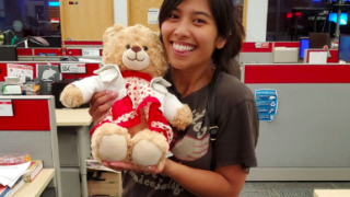 Actor Ryan Reynolds helps woman reunite with missing teddy bear
