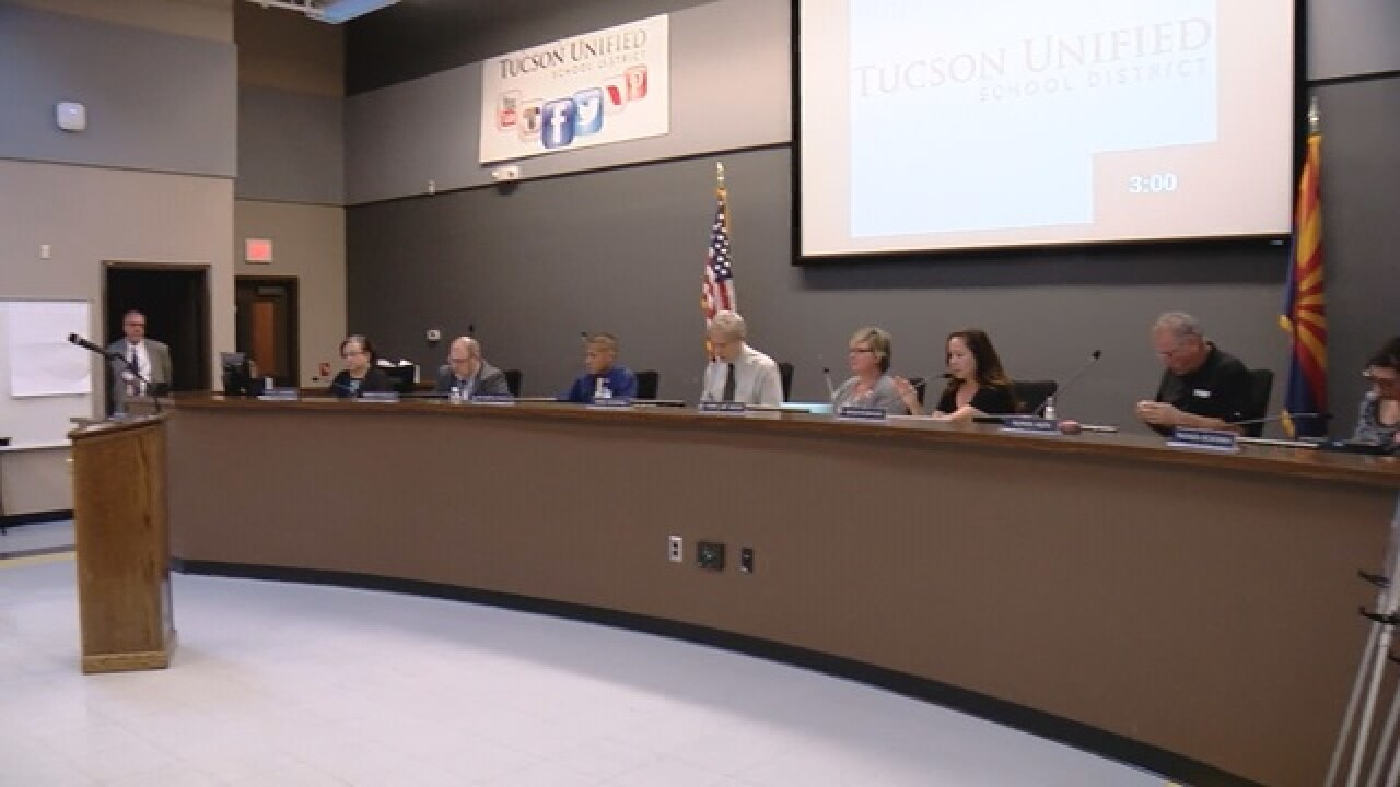 TUSD hiring foreign teachers to tackle shortage