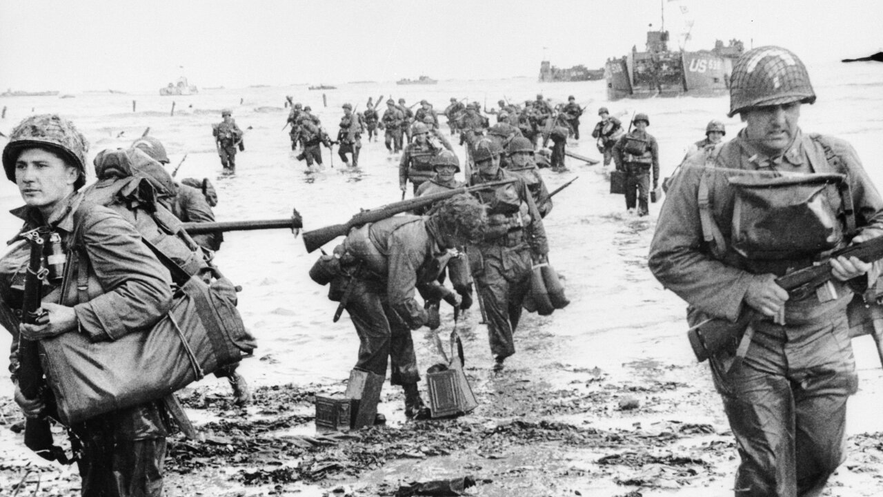 D-Day: What happened during the Normandy landings?