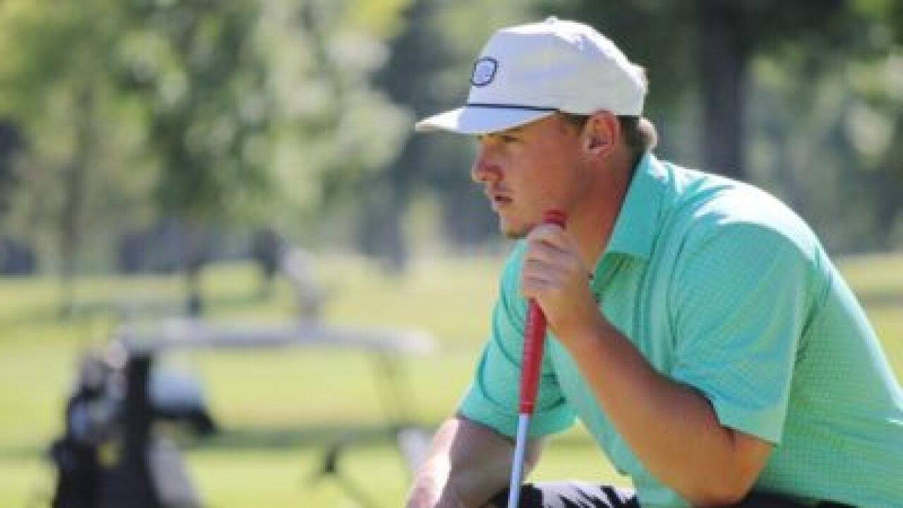 Joey Moore State Am