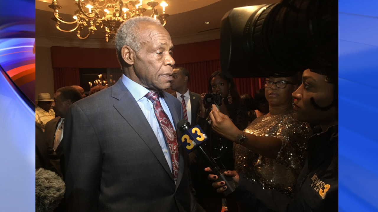 Watch: News 3 interviews Danny Glover at NAACP Freedom Fund Banquet inPortsmouth