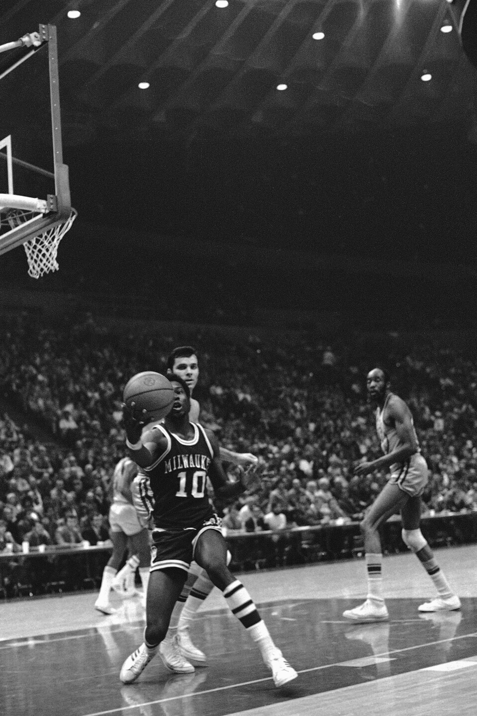 Bob Dandridge, Jerry Lucas