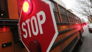 School bus driver arrested for DUI caught on camera