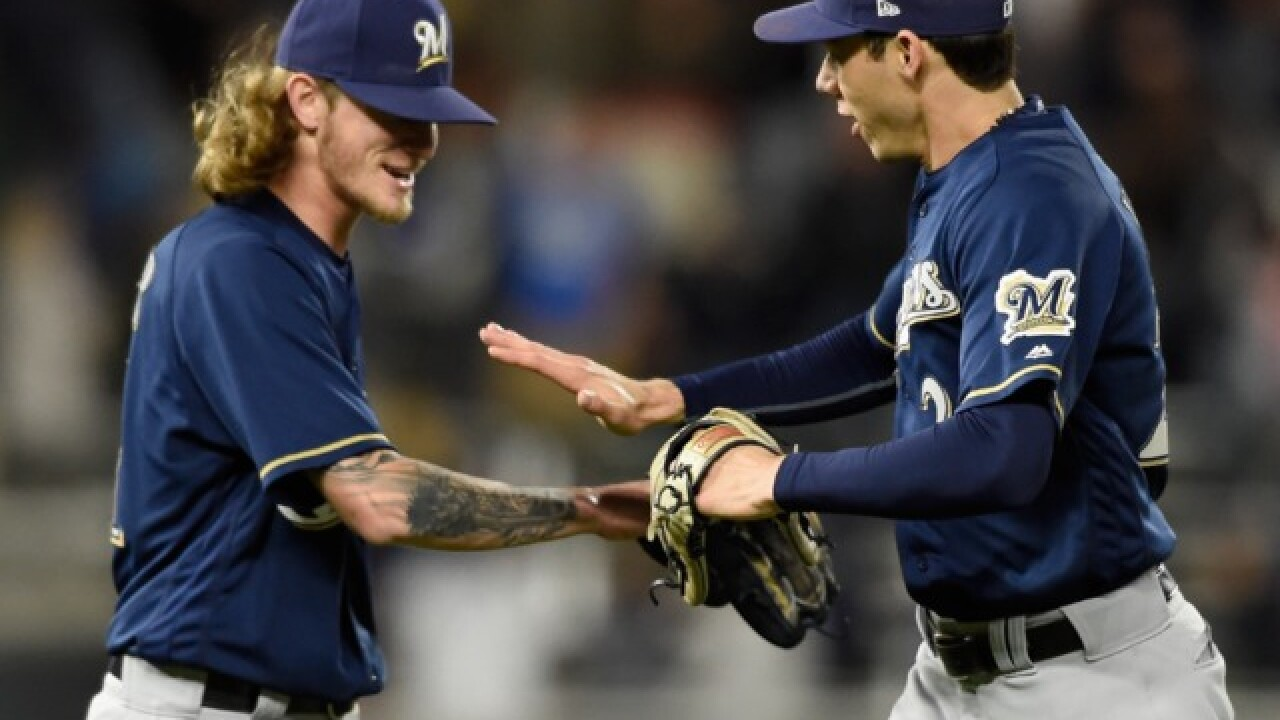 Josh Hader's teammates respond to his offensive tweets